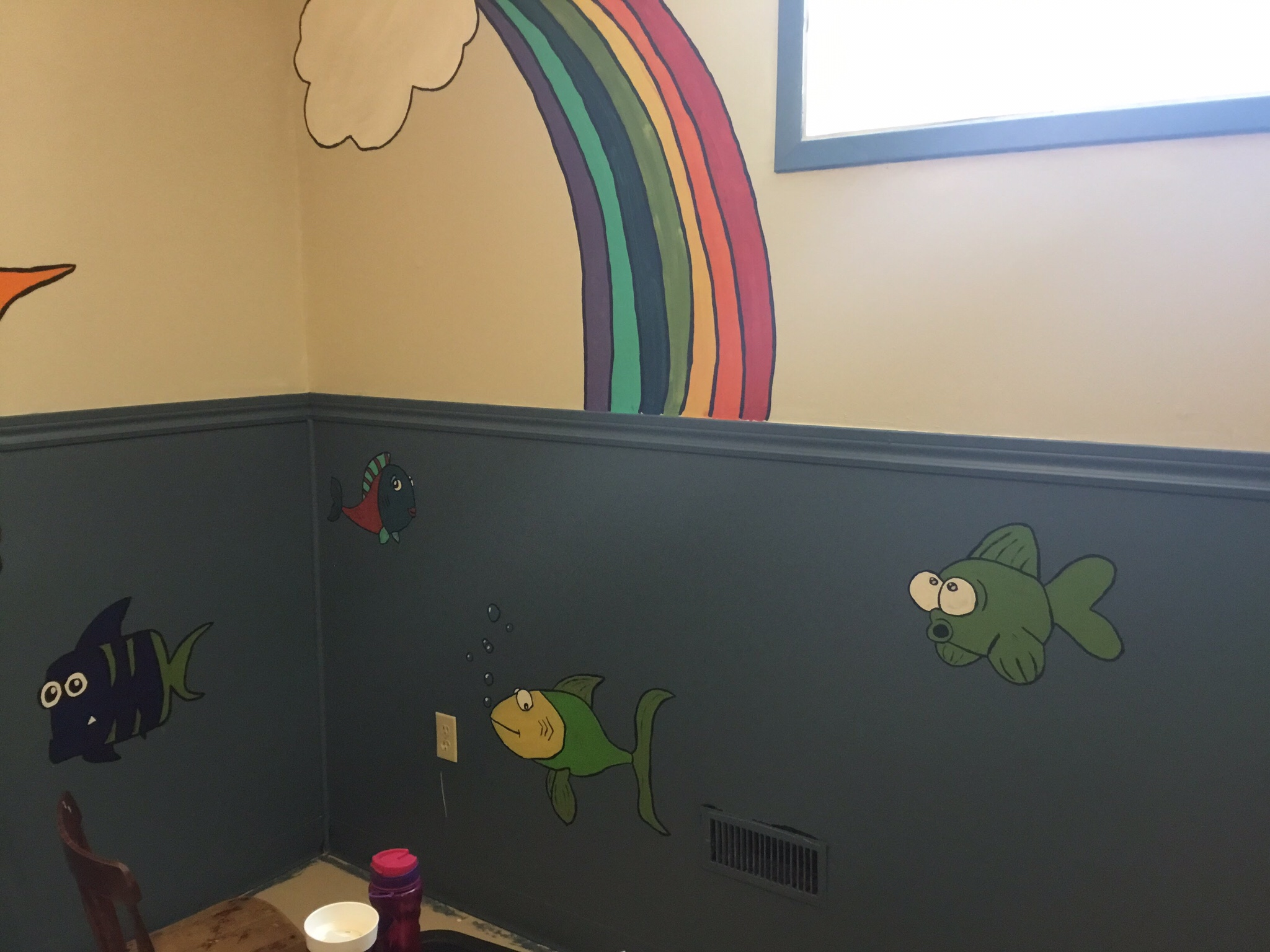 Rainbow Children's ministry